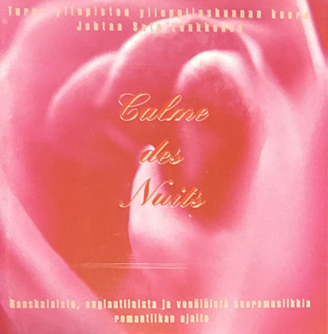 Calme des Nuits CD