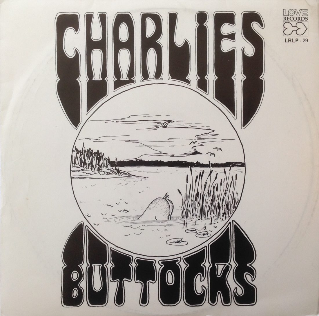 Charlies Buttocks