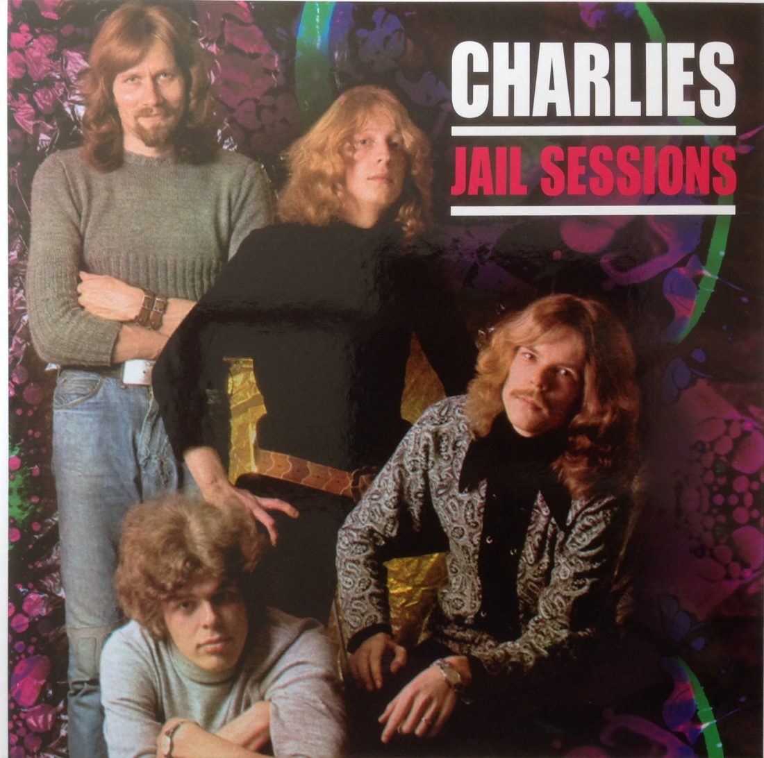 Charlies Jail sessions kansi