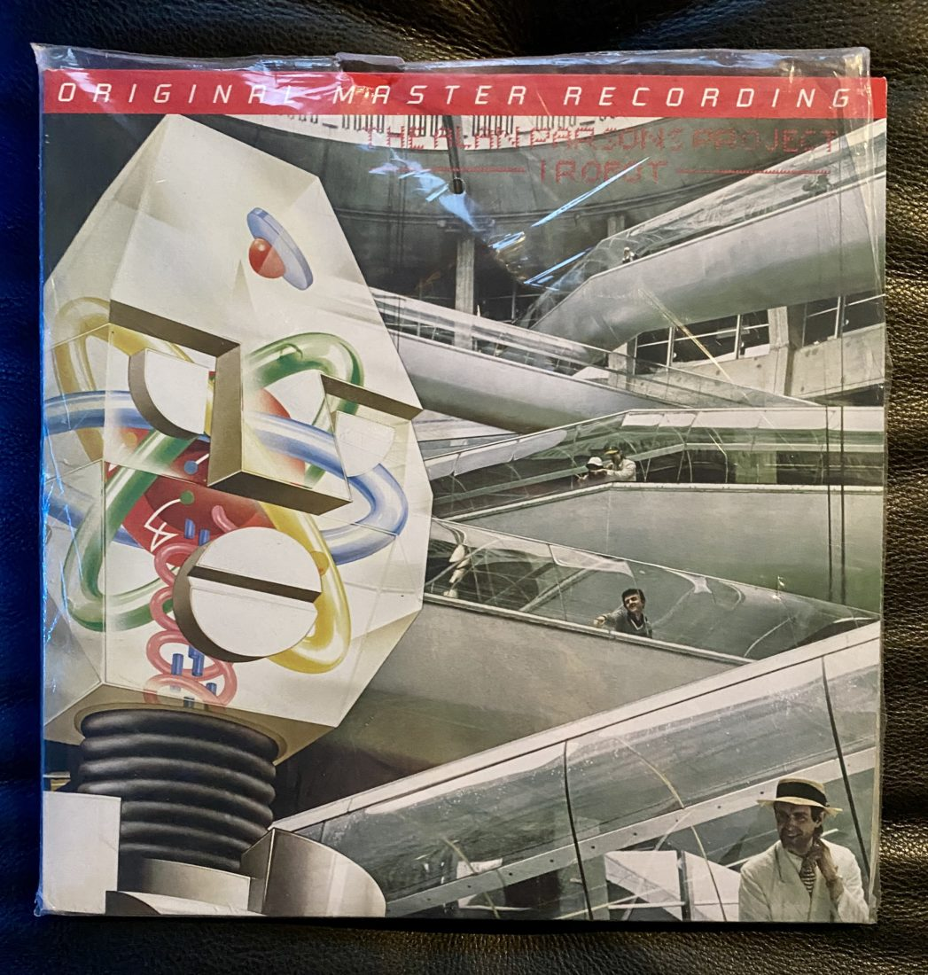Alan Parsons Project I Robot MoFi LP