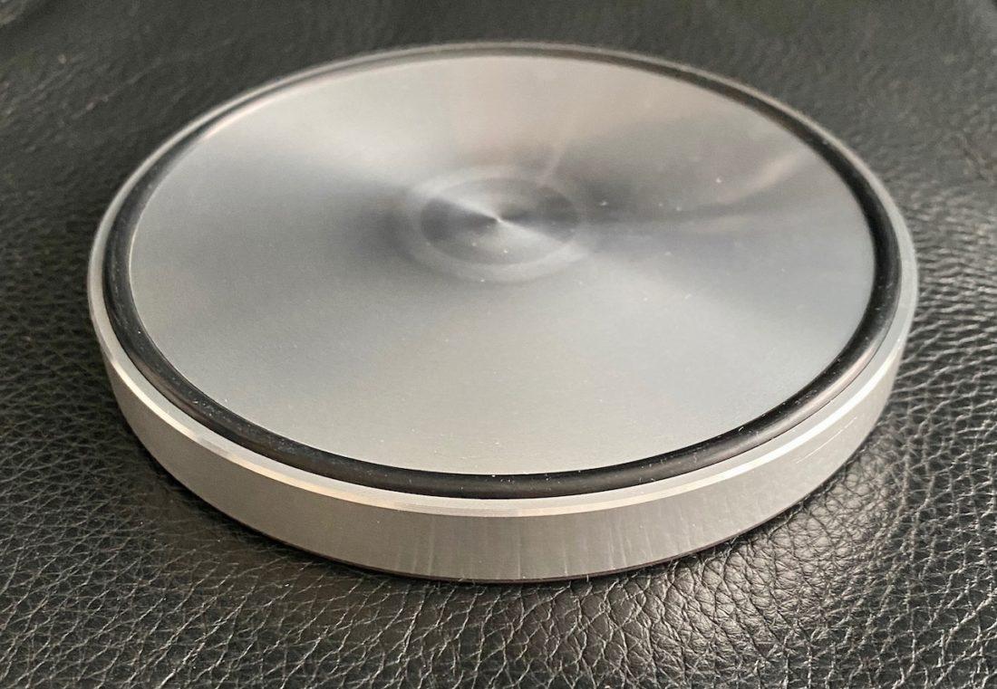 CD-Enhancer underneath